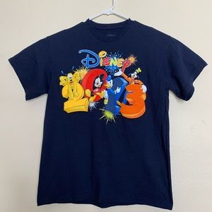 Disney SZ L Mickey Mouse, Pluto and Goofy T-shirt